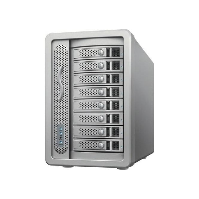 Sonnet SON-DX8SR-48TB Fusion DX800 RAID Desktop unit inc PCIe RAID Controller Card 48TB