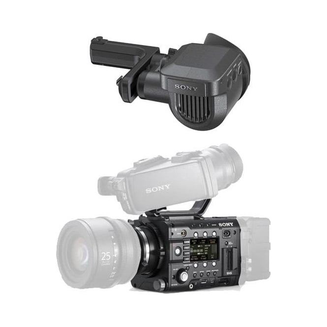 Sony PMW-F5 35mm Full HD Camcorder with OLED viewfinder package a