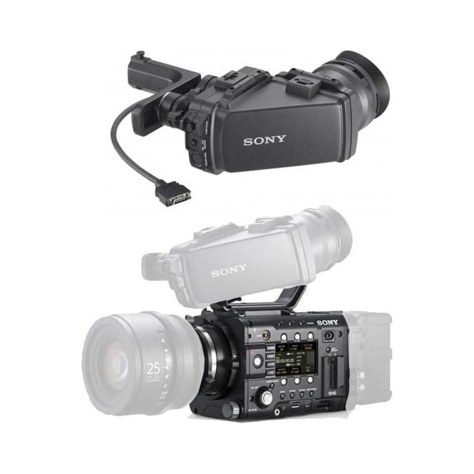 Sony PMW-F5 35mm Full HD Camcorder with LCD viewfinder package B
