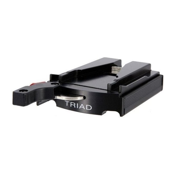 Alphatron ALP-TRIVTA7 TRIAD Mini V Tripod Adaptor for HDV Tripods