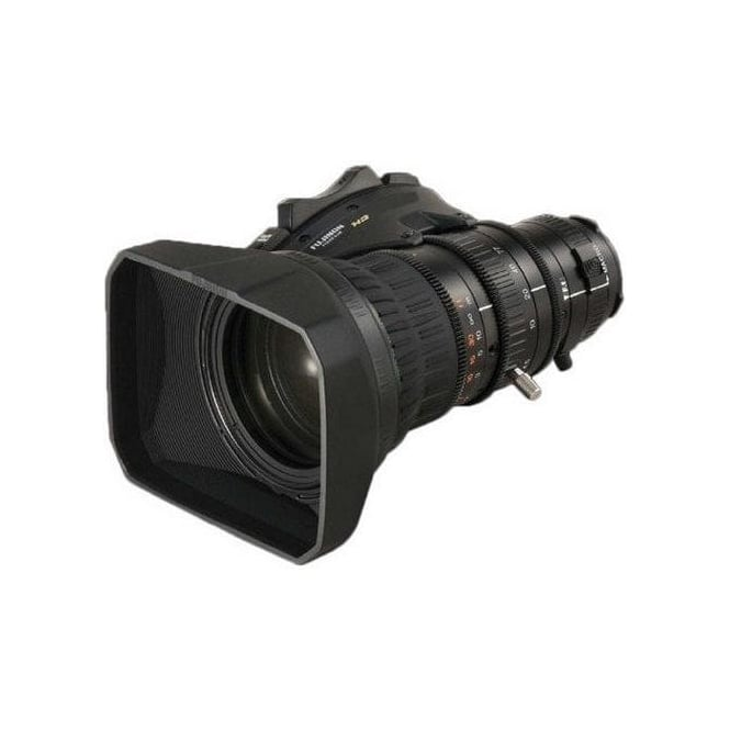 "Fujinon XA20sx8.5BRM-K3 2/3"" tele lens w/o ext."
