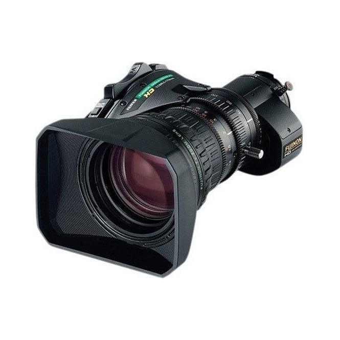 "Fujinon XA20sx8.5BERM-K3 2/3"" tele lens w/ ext."