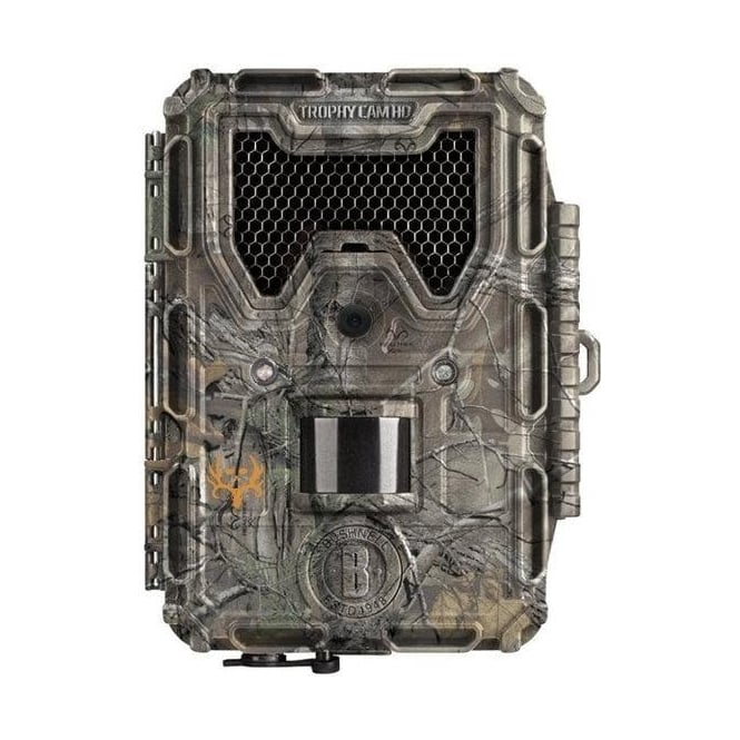 Bushnell BN119677 trophy cam hd, black
