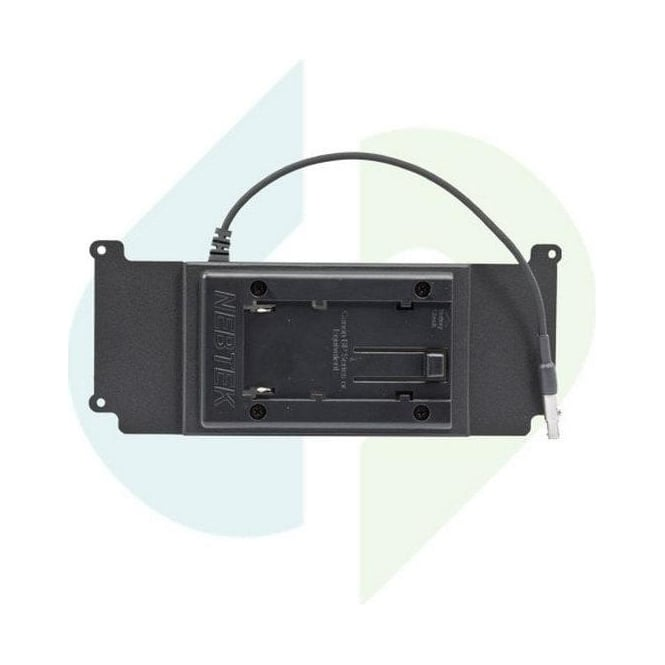 Convergent Design CD-OD-PCGAplate Odyssey battery plate for Panasonic CGA-series batteries 7.2v