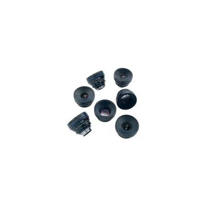 Carl Zeiss 1848-214 5 Lens Custom Set, Basic