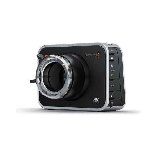 Blackmagic BMD-CINECAMPROD4KPL Production Camera 4k PL