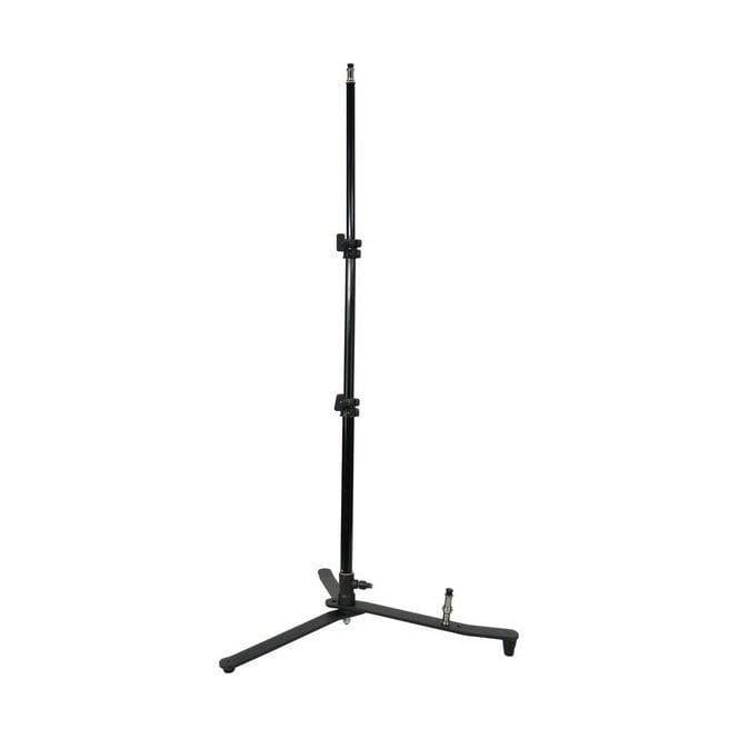 Matthews 339763 Back Light Stand, Black - 19-52""