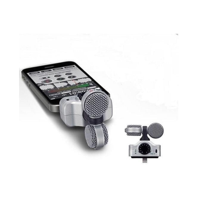 Zoom ZRCIQ7 IQ7 iPhone Recorder-Model 5 and above