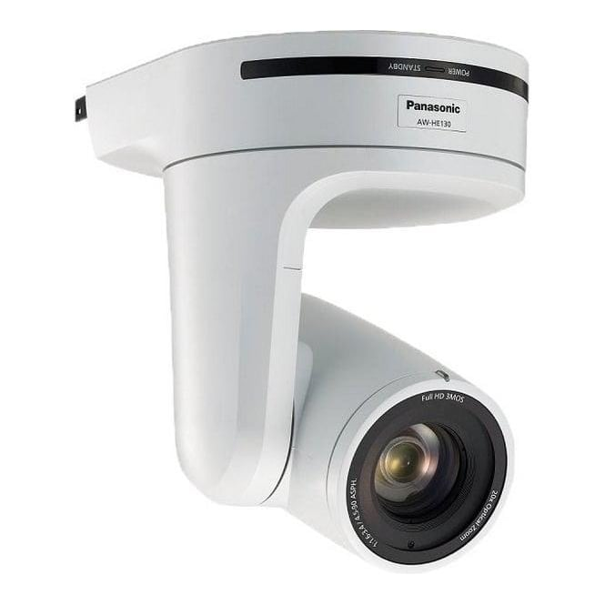 Panasonic PAN-AWHE130WEJ 1/3 HD Integrated Camera - White
