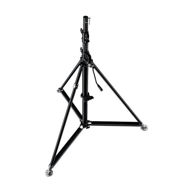 Manfrotto 387XU Super Wind Up Stainless Steel
