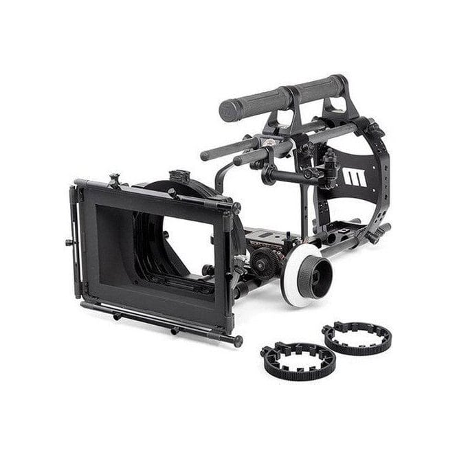 Redrock 8-113-0011 ultraCage Black Ultimate Studio Bundle for DSLR
