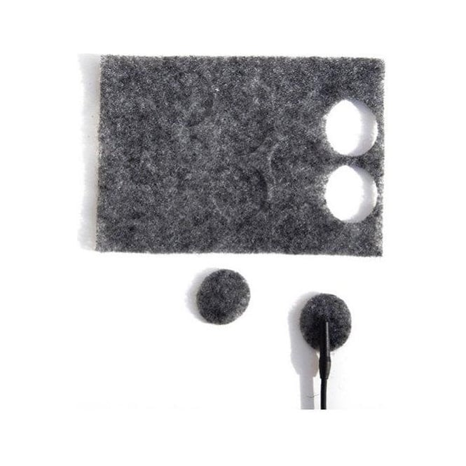 Rycote 065108 25 x Grey Undercover Packs - 30 uses