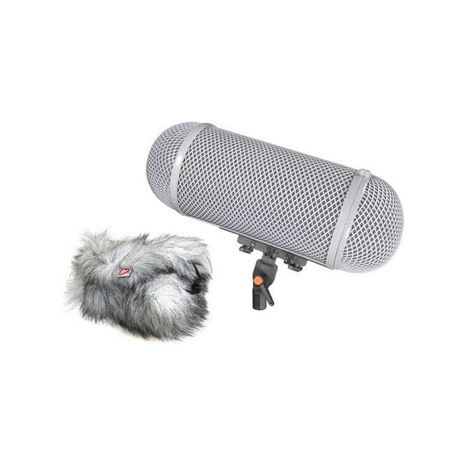 Rycote 080205 Stereo Windshield WS AF Single Shank Kit