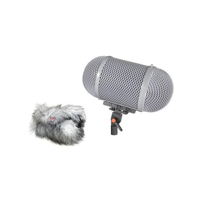 Rycote 080202 Stereo Windshield WS AD MS Kit