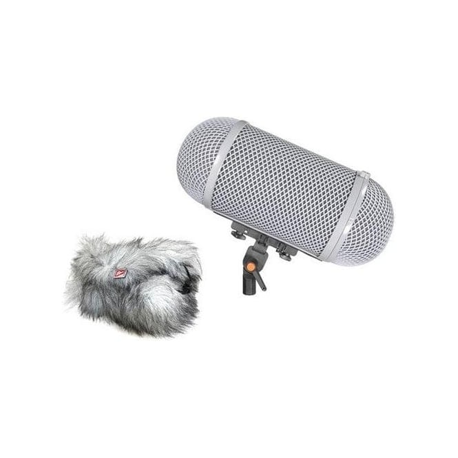 Rycote 080203 Stereo Windshield WS AE MS Kit
