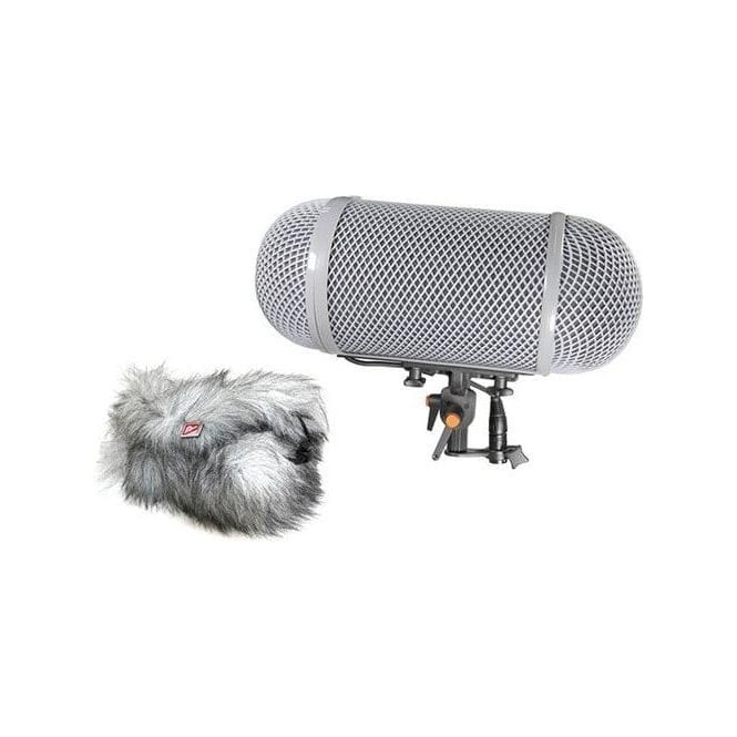 Rycote 080211 Stereo Windshield WS AE ORTF Kit MZL