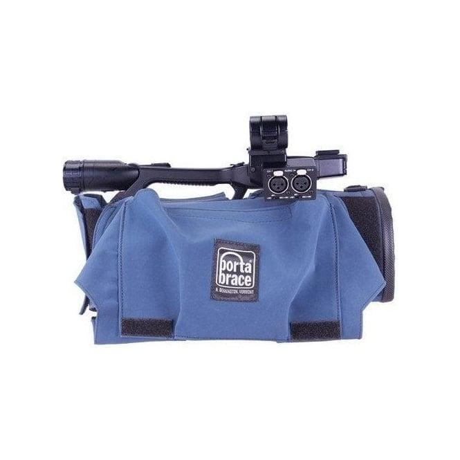 Portabrace CBA-PMW200 Camera BodyArmor for Sony PMW-200, Blue