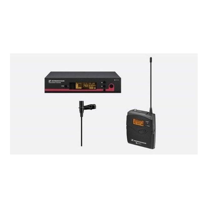 Sennheiser 504638 EW112 G3-GB Lapel System w ME2 Omni Lapel Mic CH38