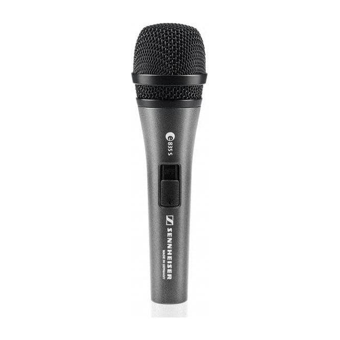 Sennheiser 4514 E 835-S Dyn. Microphone