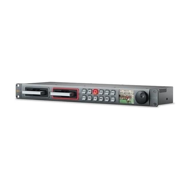 Blackmagic BMD-HYPERD/ST/12G HyperDeck Studio 12G