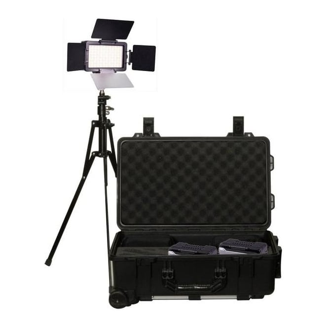 Alphatron ALP-TS4LK TriStar 4 Light Kit