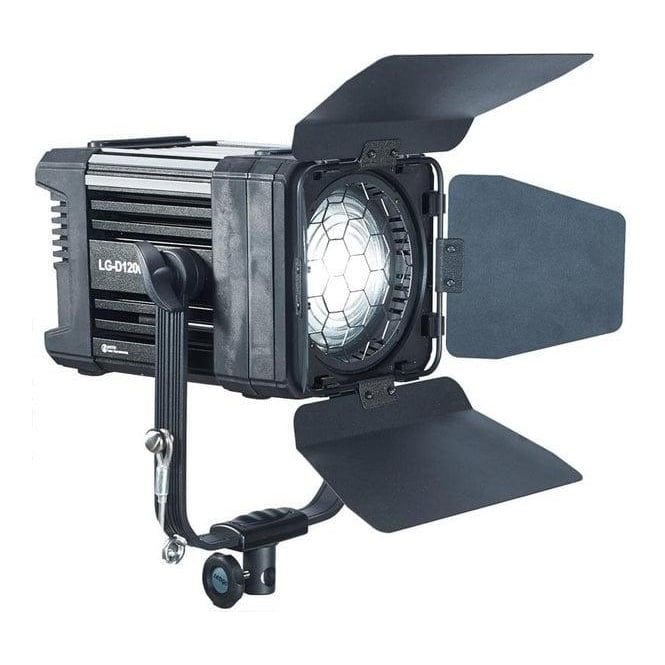 Datavision DVS-LEDGO-D1200M 120W LED Fresnel Studio Light with DMX control