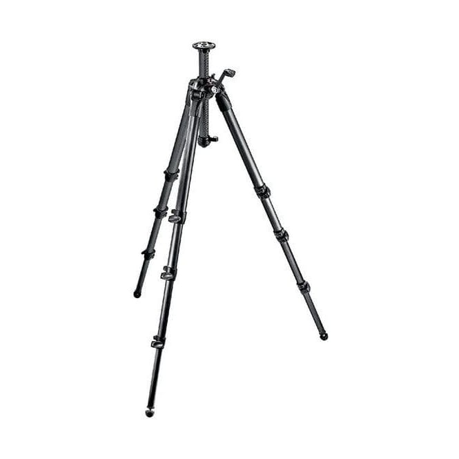Manfrotto MT057C4-G 057 CF Tripod-4S Geared