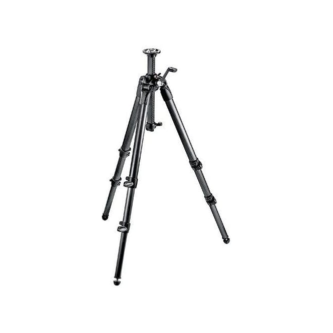 Manfrotto MT057C3-G 057 CF Tripod-3S Geared