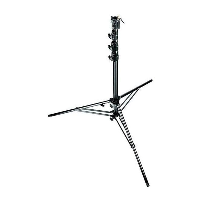 Manfrotto 269BU Black Aluminium 4-Sections Super Stand 1 Levelling Leg