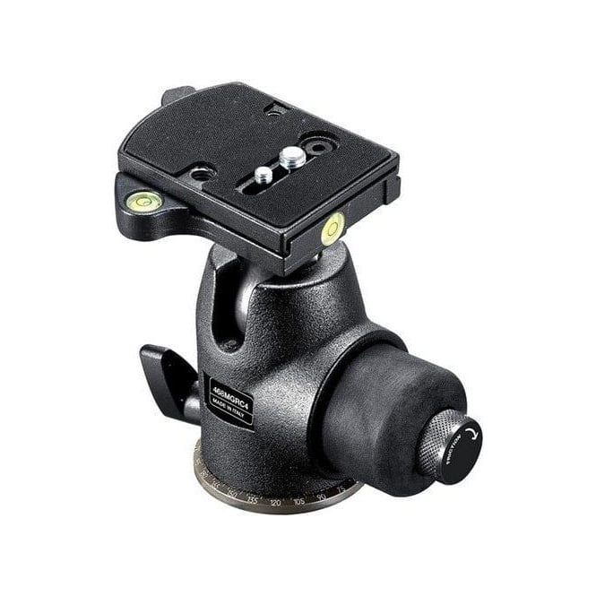 Manfrotto 468MGRC4 Hydrostatic Ball Head Rel.RC4