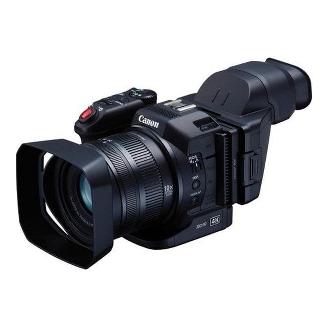 Canon XC10 Ultra High Definition Camcorder