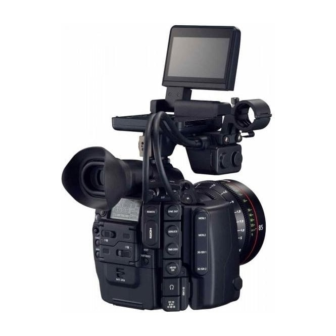 Canon EOS-C500 PL Super 35mm 4K Digital Camcorder