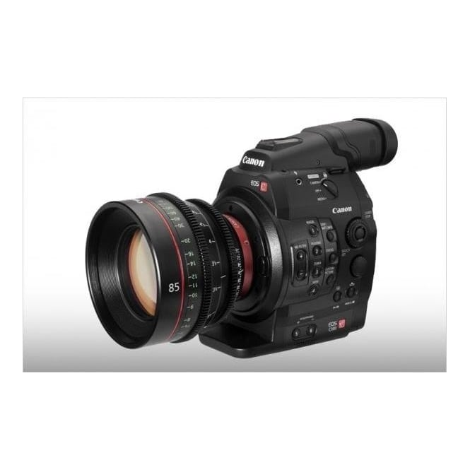 Canon EOS-C300_PL Super 35mm Full HD Camcorder