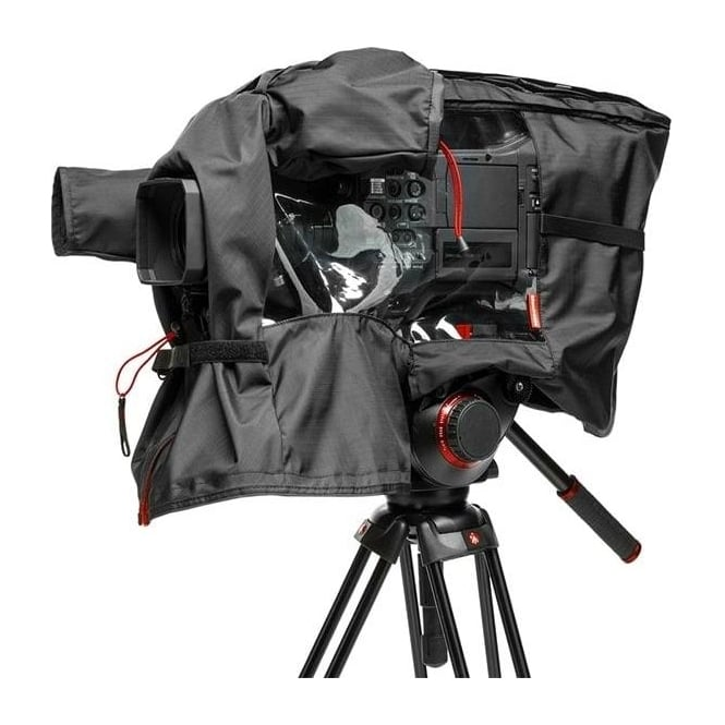 Manfrotto MB_PL-RC-10 Pro Light Video Camera Raincover: RC-10 PL