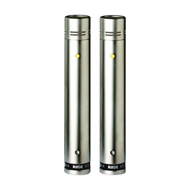 Rode NT5 PAIR Matched Pair Condenser Microphones