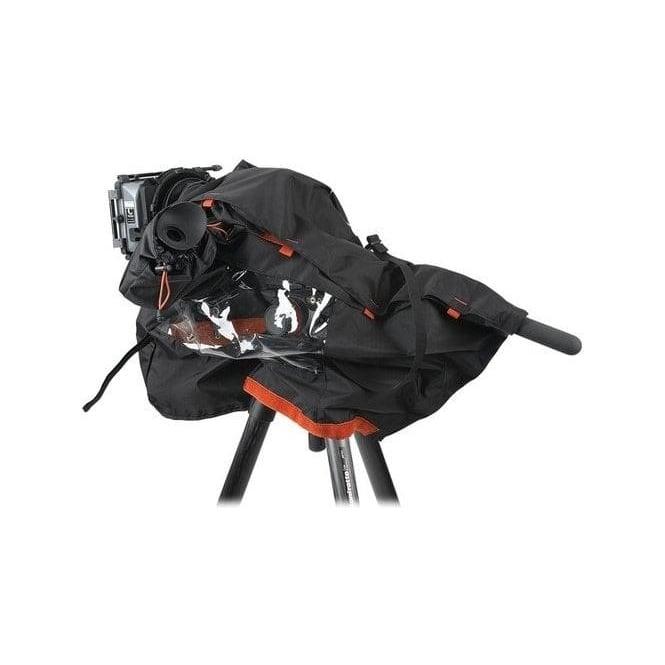 Kata RC-10 PL Rain Cover for medium sized shoulder mount camcorders