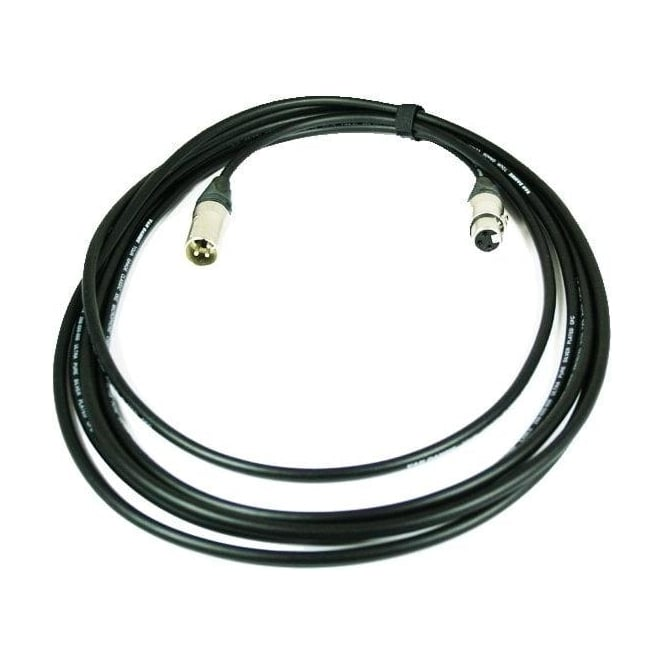 DIGIBROADCAST/VANDAMME 5 Metre 3 Pin Xlr Cable