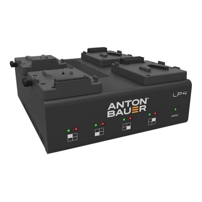 Anton Bauer ATB-8475-0128 LP4 Quad V-Mount Charger