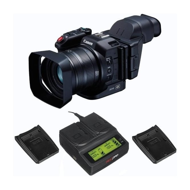 Canon XC10 Ultra High Definition Camcorder Package a