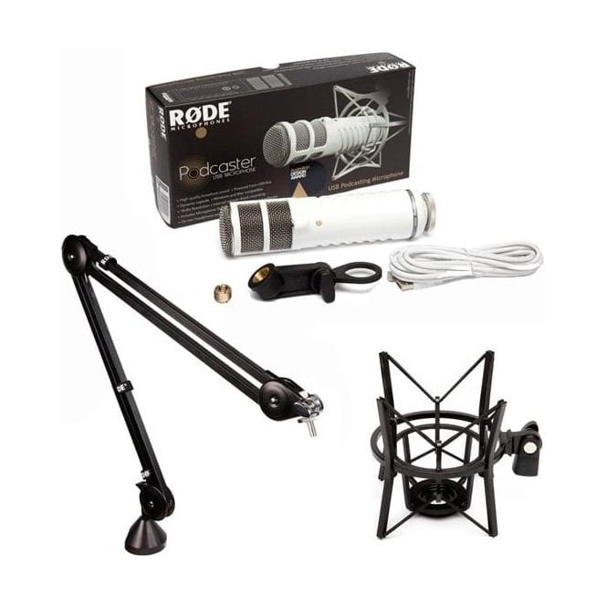Rode Podcaster package b