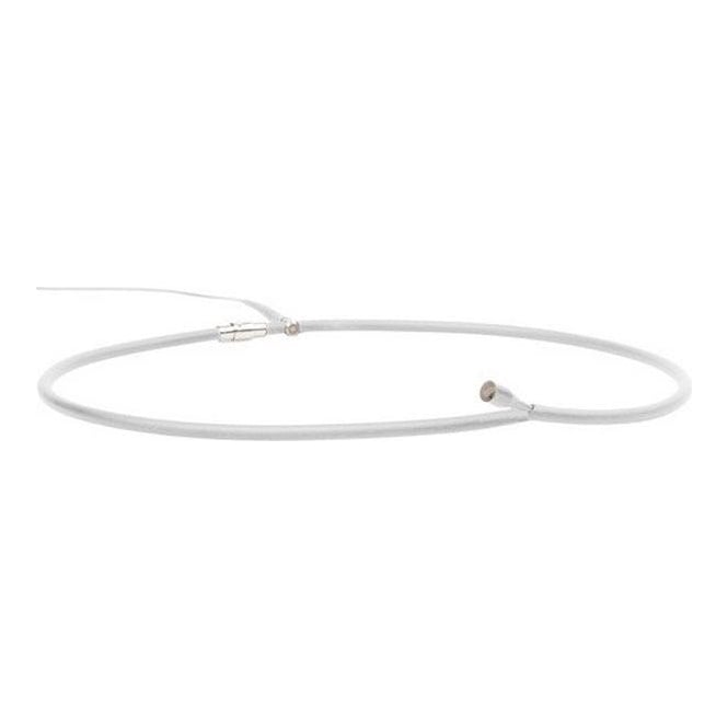 DPA SCO61W00-N47 d:screet OmniMic 47cm Necklace Lo-Sens White MicroDot