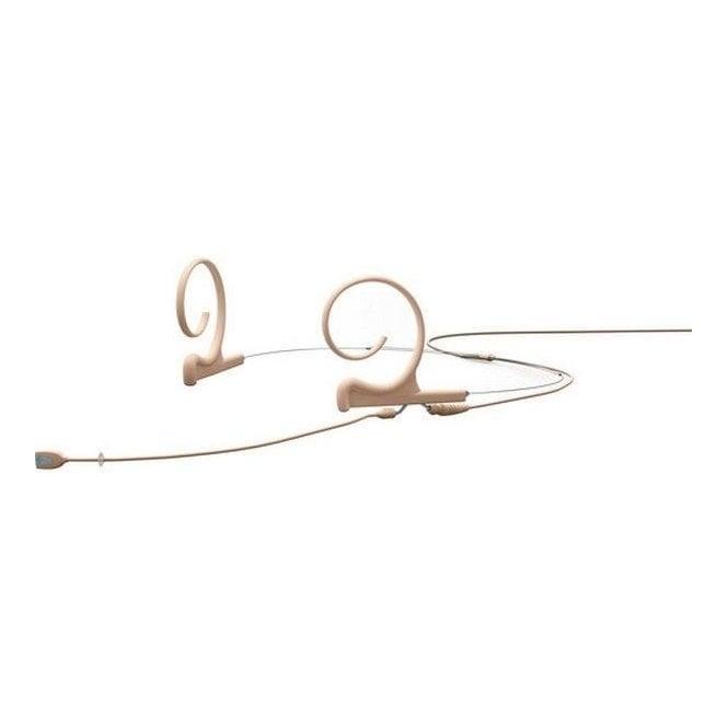 DPA FIDF00-M2 d:fine Dual-Ear Directional Headset Mic Beige