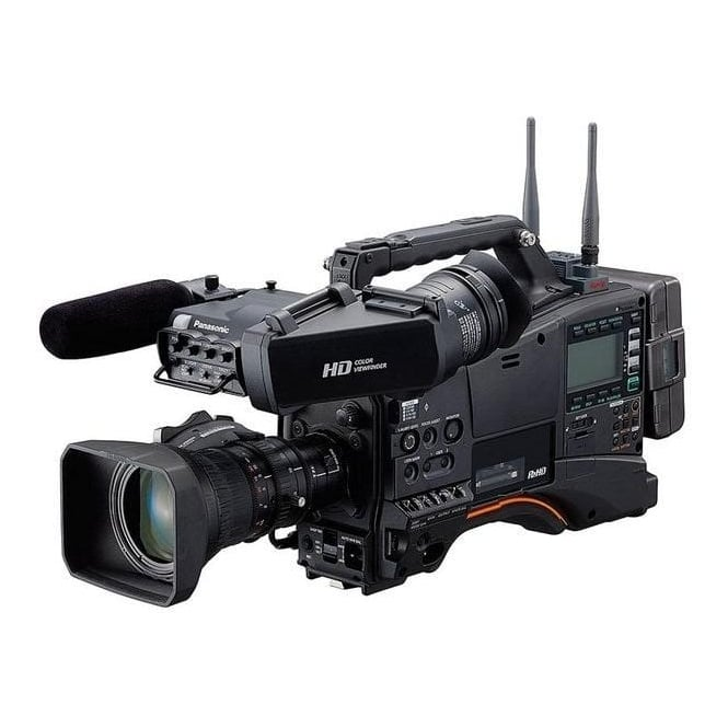 Panasonic PAN-AJPX380G AJ-PX380G Shoulder-type P2 Camera Recorder