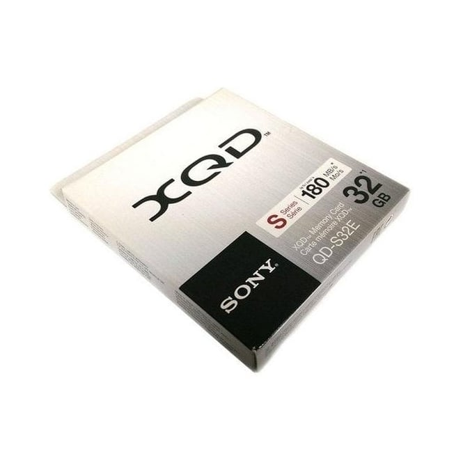 Sony XQD-S32E Card, Ex Demo