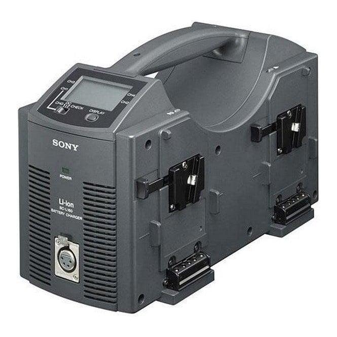 Sony BC-L160 Quad Li-Ion Batt. Charger/DC Out 6A