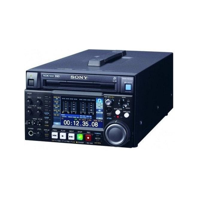 Sony PDW-HD1200 XDCAM HD422 Professional Disc Deck