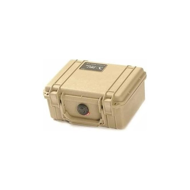 Peli 1150 Case with foam 215 x 150 x 94 Desert Tan