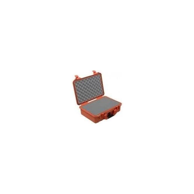 Peli 1150 Case with foam 215 x 150 x 94 Orange