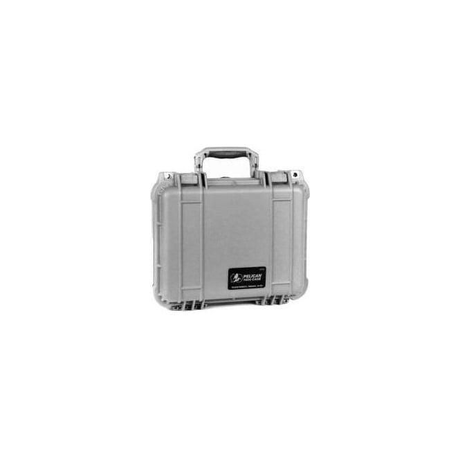 Peli 1150 Case with foam 215 x 150 x 94 Silver