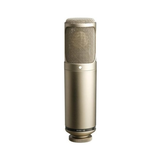 Rode K2 Variable Pattern Dual Condenser Valve Microphone